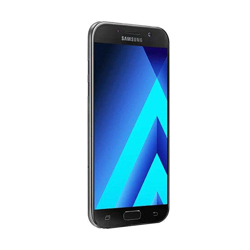 Samsung Galaxy A5 2017 New Edition SM-A520 Smartphone - Black [32 GB/3 GB]