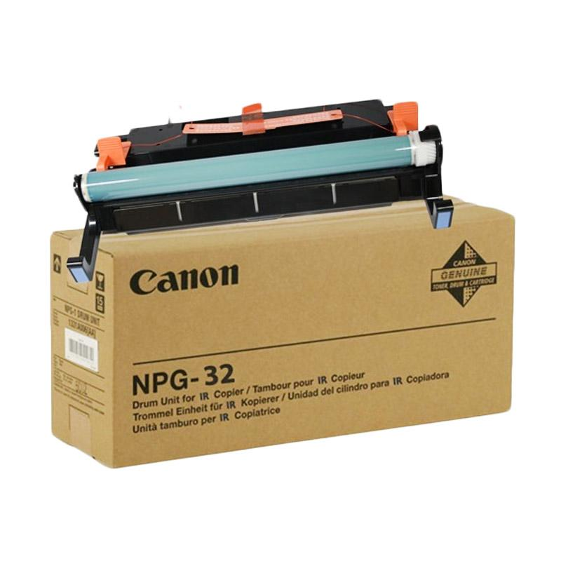 Canon Drum NPG 32 Original for Mechine Fotocopy IR1022 or IR1024 - Black