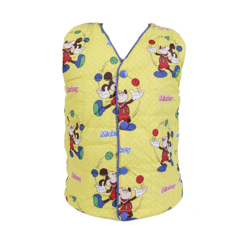 Chloe Babyshop F986 Jaket Rompi Bubble Mickey - Yellow