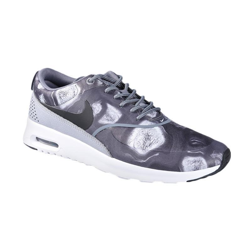 Nike Wmns Air Max Thea Print Sepatu Olahraga Wanita - Abu-Abu 599408-013 f00225c03e