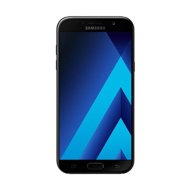 Samsung Galaxy A7 2017 SM-A720 Smartphone - Black [32 GB/3 GB]
