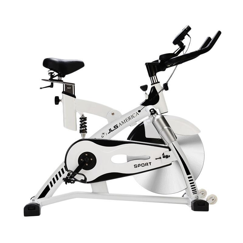 Total Fitness TL-8805A Spinning Bike Sport - Putih
