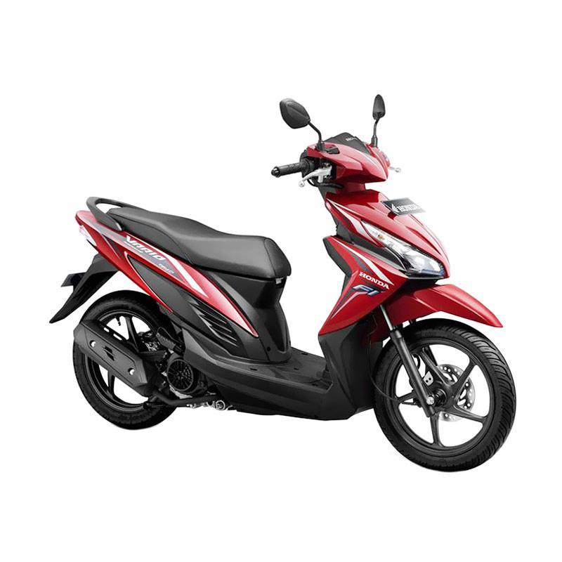 harga Honda New Vario 110 eSP CBS Sepeda Motor - Glam Red [OTR Jawa Timur] Blibli.com
