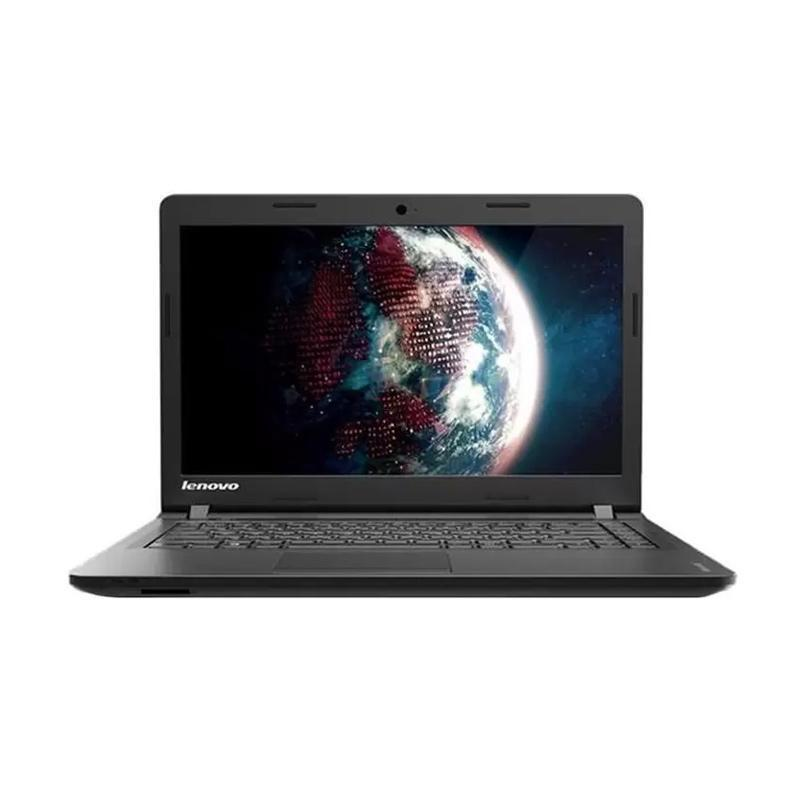 Lenovo Ideapad 110 80T60072ID Notebook - Black Texture [14 inch/ N3160/ 1TB/ DOS]