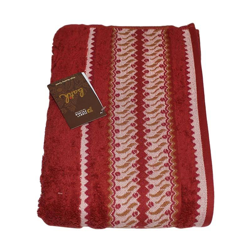 harga Terry Palmer Premium Batik 07 Handuk Mandi - Orang Red Blibli.com
