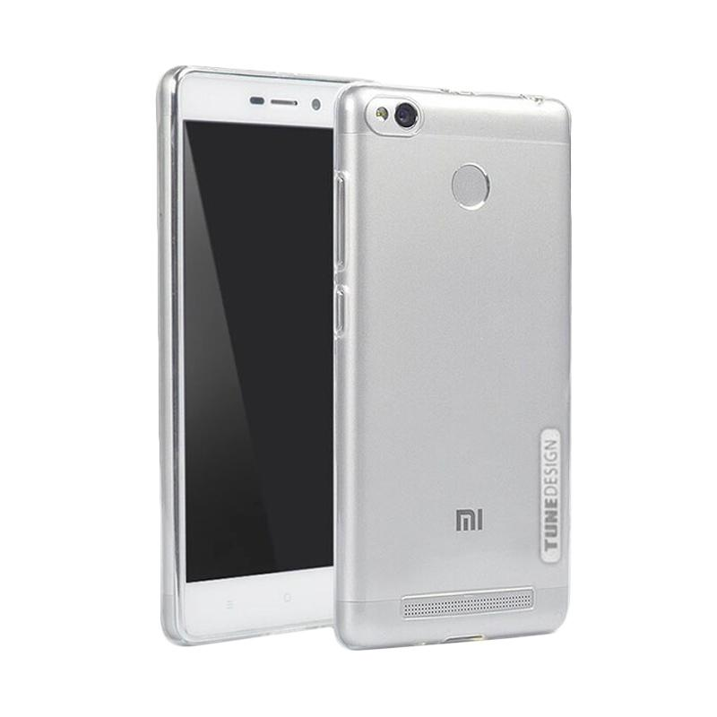 Tunedesign LiteAir Casing for Xiaomi Redmi 3 Pro - Clear