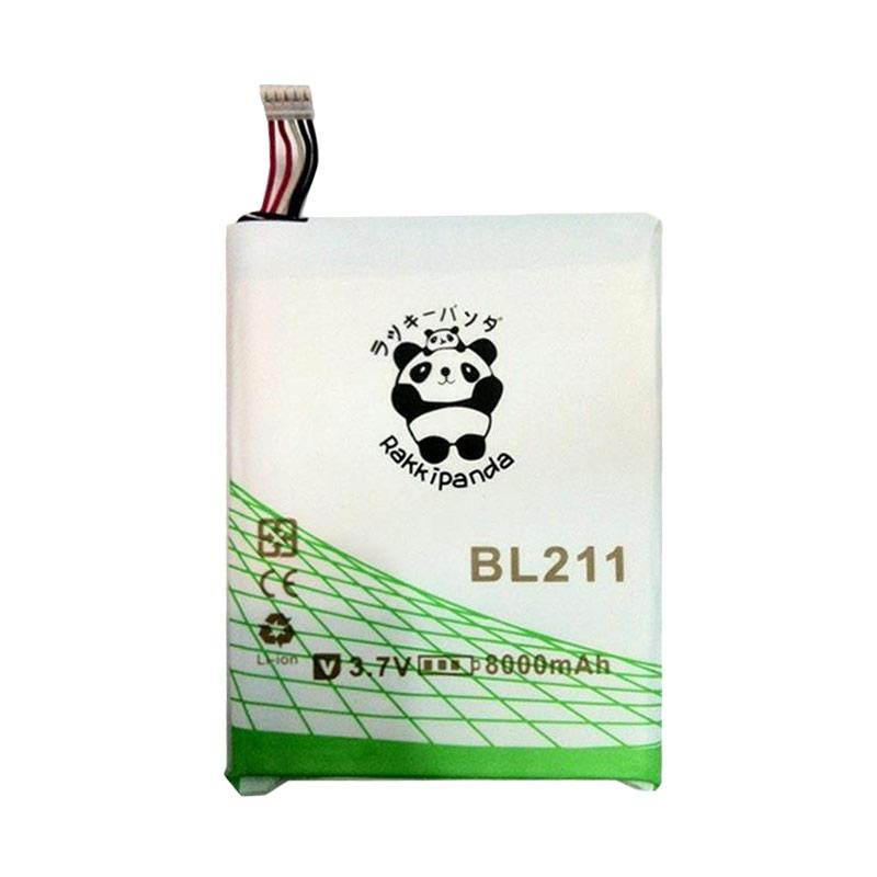RAKKIPANDA Baterai Double Power and IC for Lenovo P780 BL-211