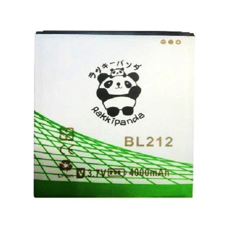 RAKKIPANDA BL-212 Baterai for Lenovo A708/A580/A628/S898 [Double Power/IC]
