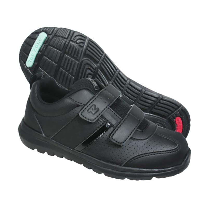 Toezone Kids Tyrell Yt Sepatu Anak Laki-laki - Black