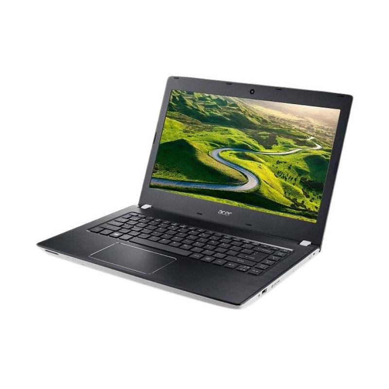 Acer Aspire E5-475G-32J5 Notebook - Grey [14 Inch/ i3-6006U/ nVidia GT940MX/ 4GB/ 500GB/ Win 10]