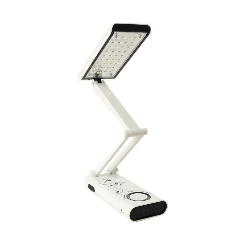 harga Dp Light Rechargable LED 675 Lampu Baca - List Hitam Blibli.com