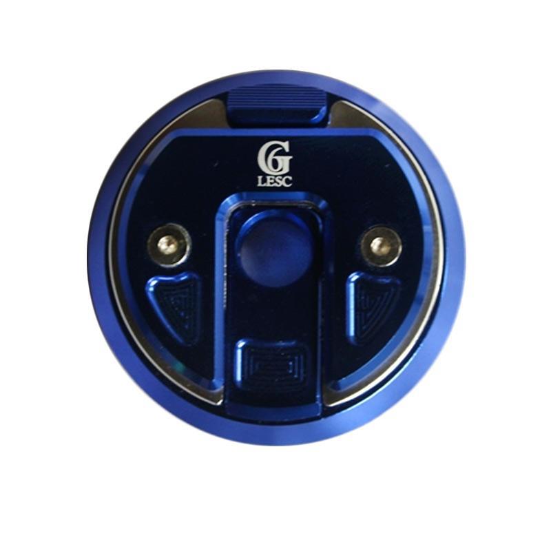 harga Golden Six Tutup Tangki Motor for Yamaha Nmax - Biru Blibli.com