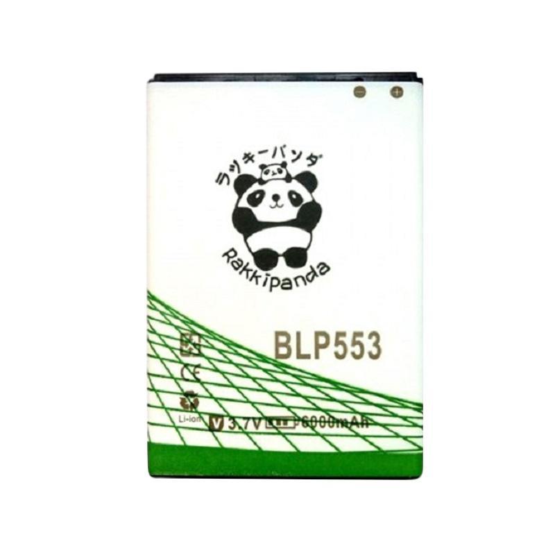 RAKKIPANDA Double Power and IC Battery for OPPO U2S BLP553