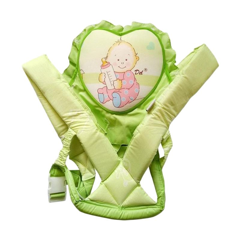Dell Collection Gendongan Bayi Multifungsi - Green