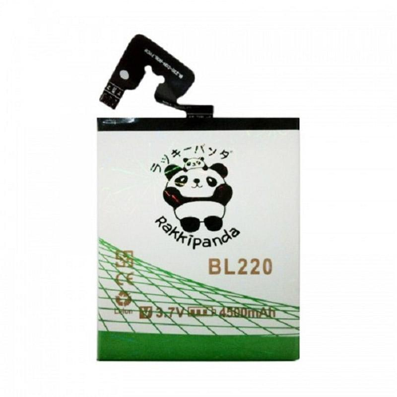 RAKKIPANDA Double Power Double IC Battery for Lenovo S850 BL-220