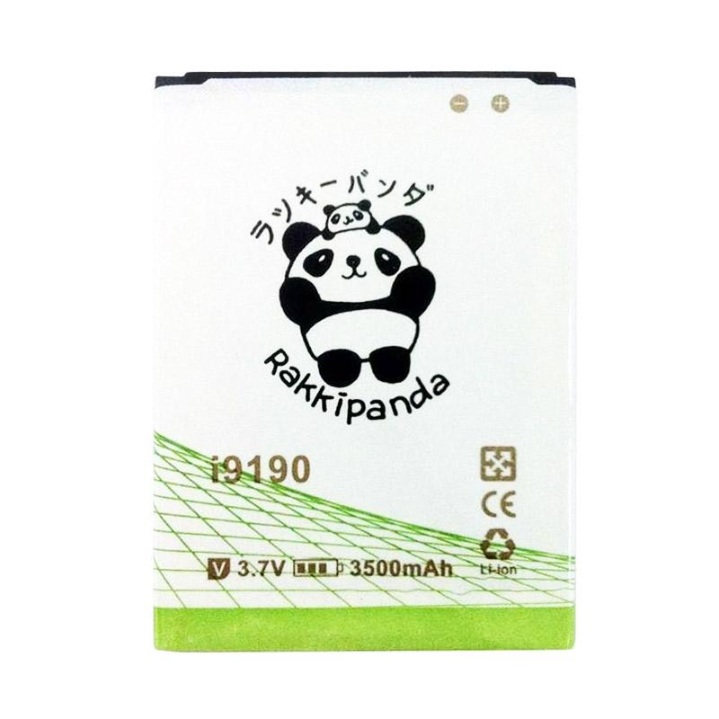 RAKKIPANDA Baterai for Samsung S4 Mini I9190 [Double Power/IC]