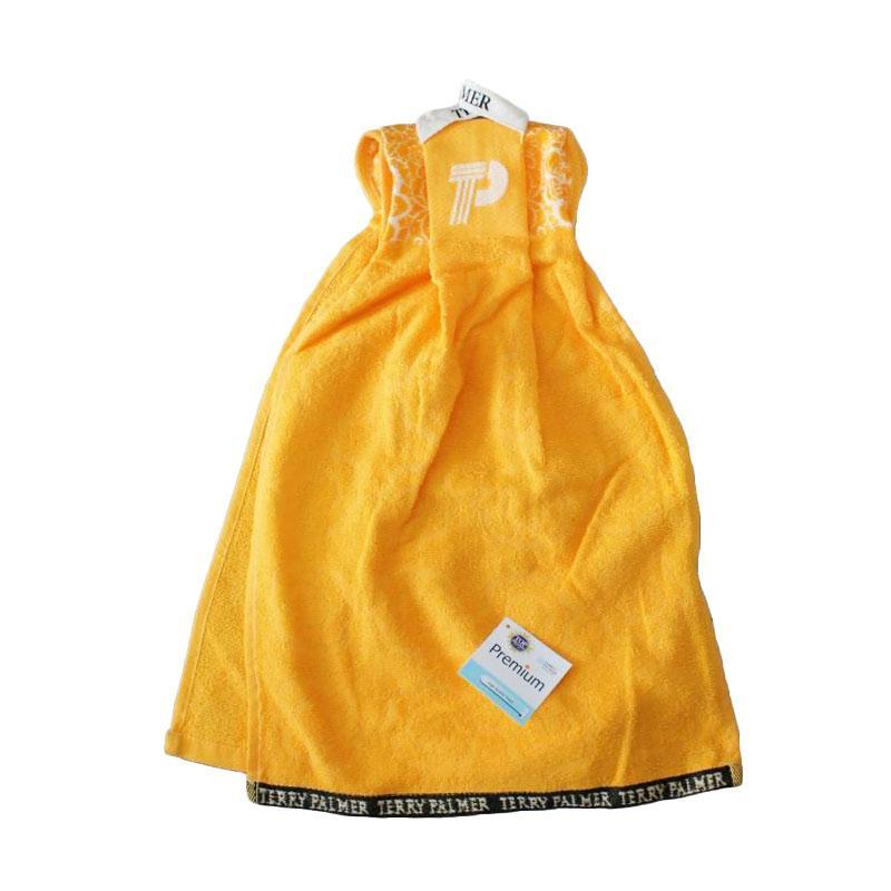 Terry Palmer Premium 04 Serbet Handuk - Kuning [34 x 100 cm]