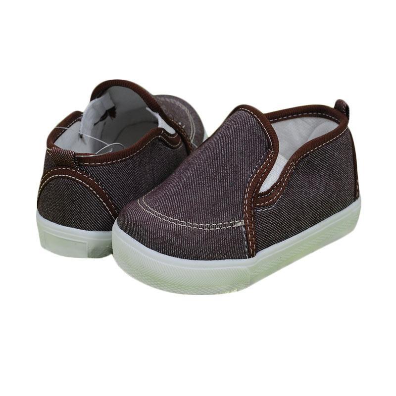 harga SHOES BABY MA SBM 002 Levis Polos Sepatu Laki-Laki - Coklat Blibli. 3e9ea00f64