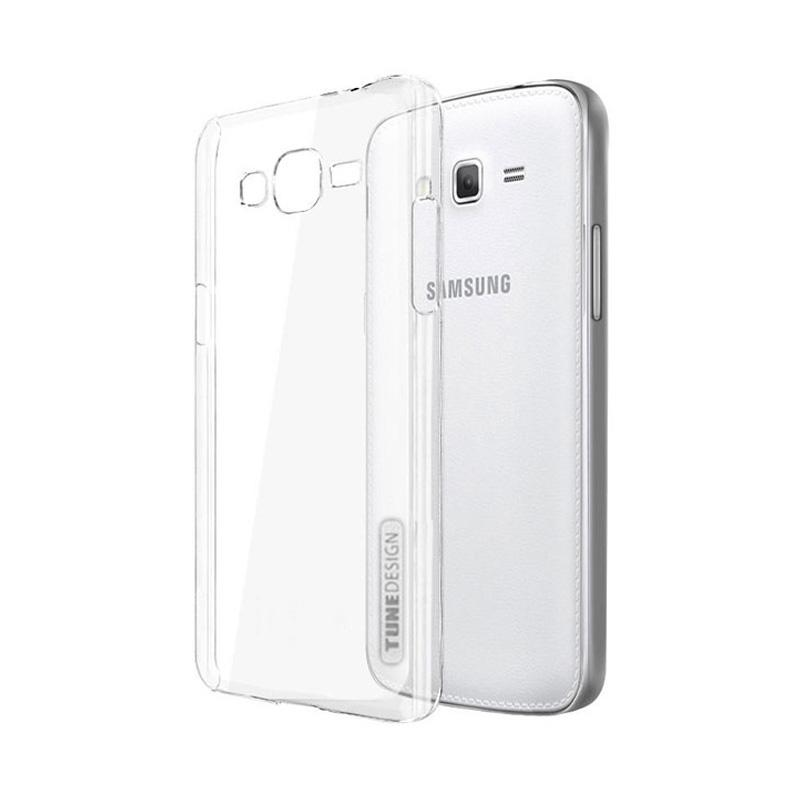 Tunedesign LiteAir Casing for Samsung Galaxy J3 - Clear