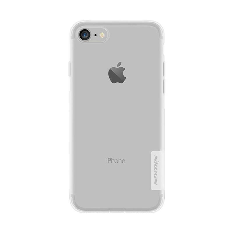 Nillkin Nature Ultrathin Original Casing for iPhone 7 - Clear [0.6 mm]