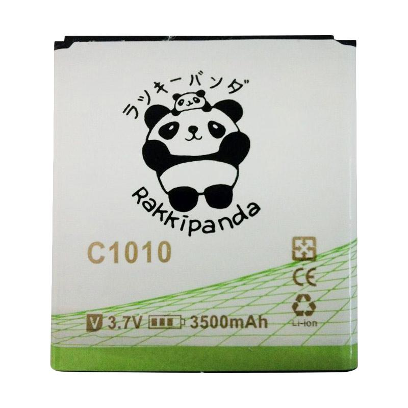 RAKKIPANDA Baterai for Samsung S4 Zoom C1010 [Double Power/IC]