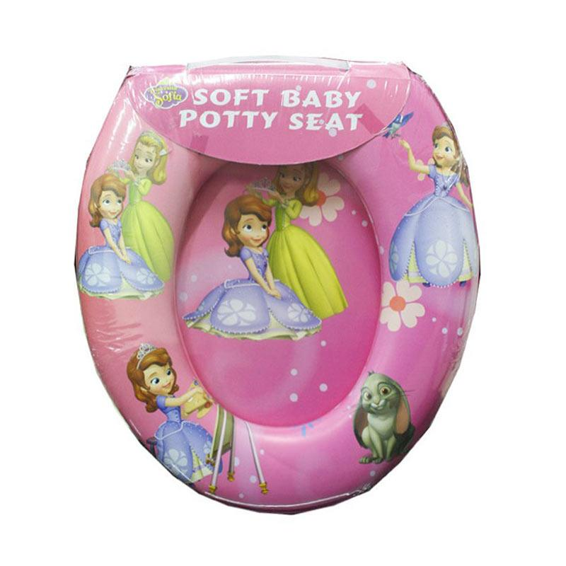 Soft Baby Potty Seat Princess Sofia Toilet Training