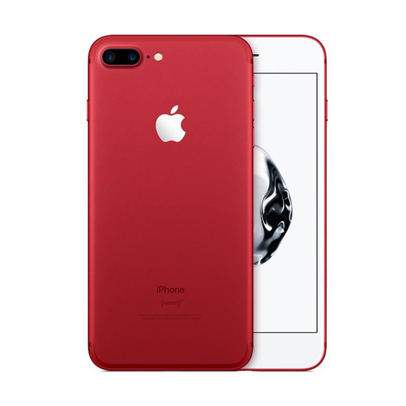 Apple iPhone 7 Plus 128GB Smartphone - Red [Bukan Korea atau Jepang]