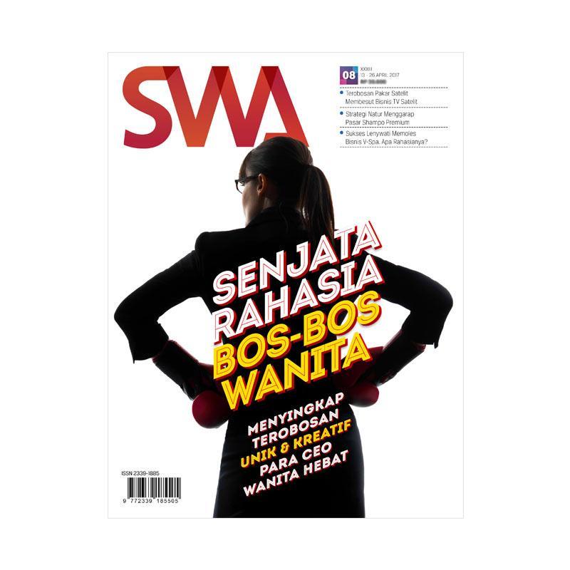 SWA edisi 08/2017 13-26 April 2017 Senjata Rahasia Bos-Bos Wanita Majalah Bisnis