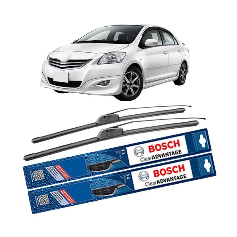 harga Bosch Wiper Frameless New Clear Advantage for Vios 07-on [24 & 14 Inch] Blibli.com