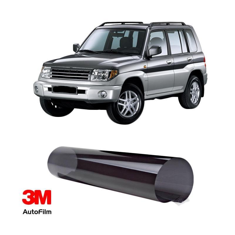 3M Auto Film Large Titanium Kaca Film Mobil for Mitsubishi Pajero