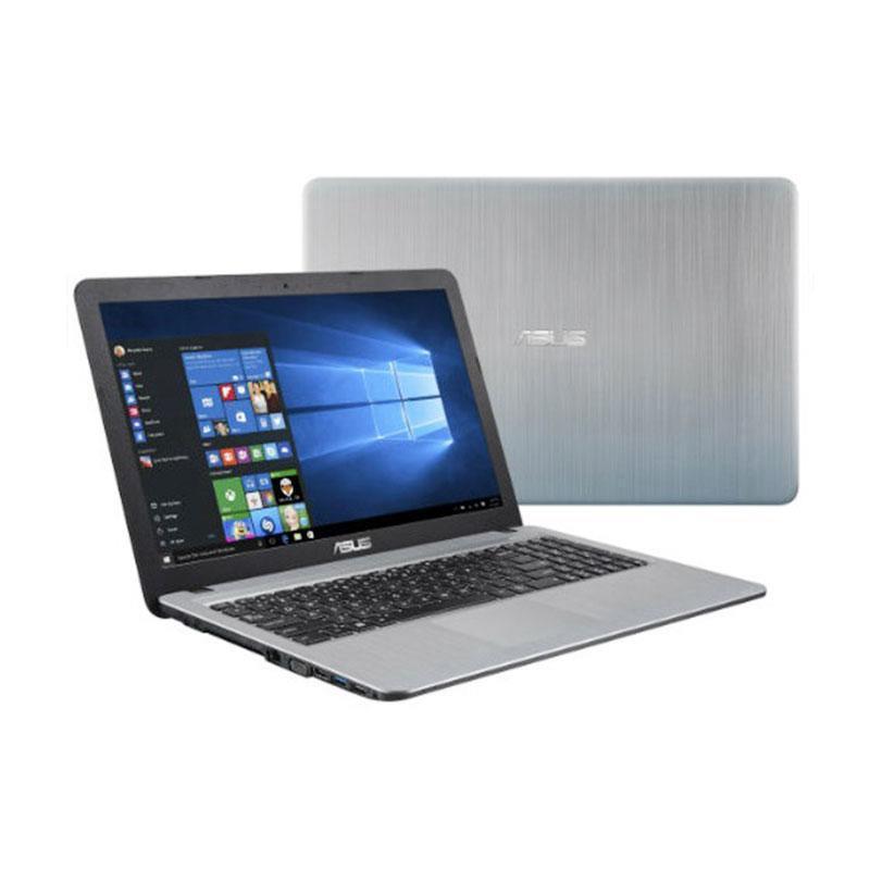 harga Asus X441UA-GA348T Notebook - silver [14 Inch/i3-7100U/4GB//1 TB/ Win 10] Blibli.com