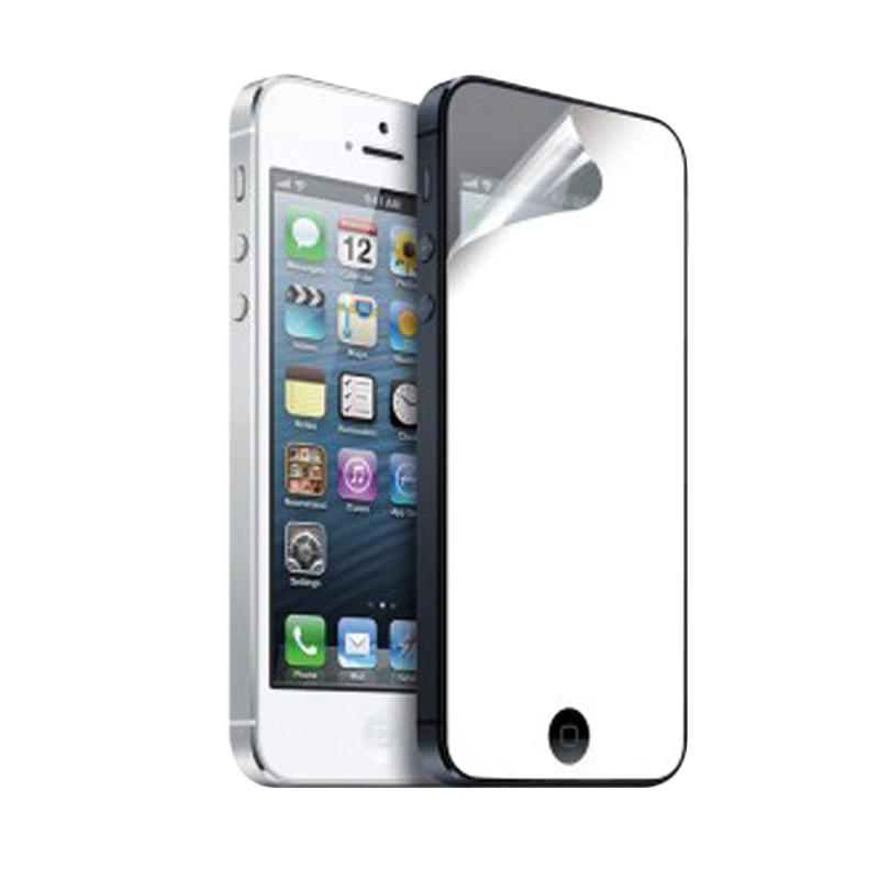 KIM Kimi Mirror Screen Protector for iPhone 5/5S/SE [Anti Glare]