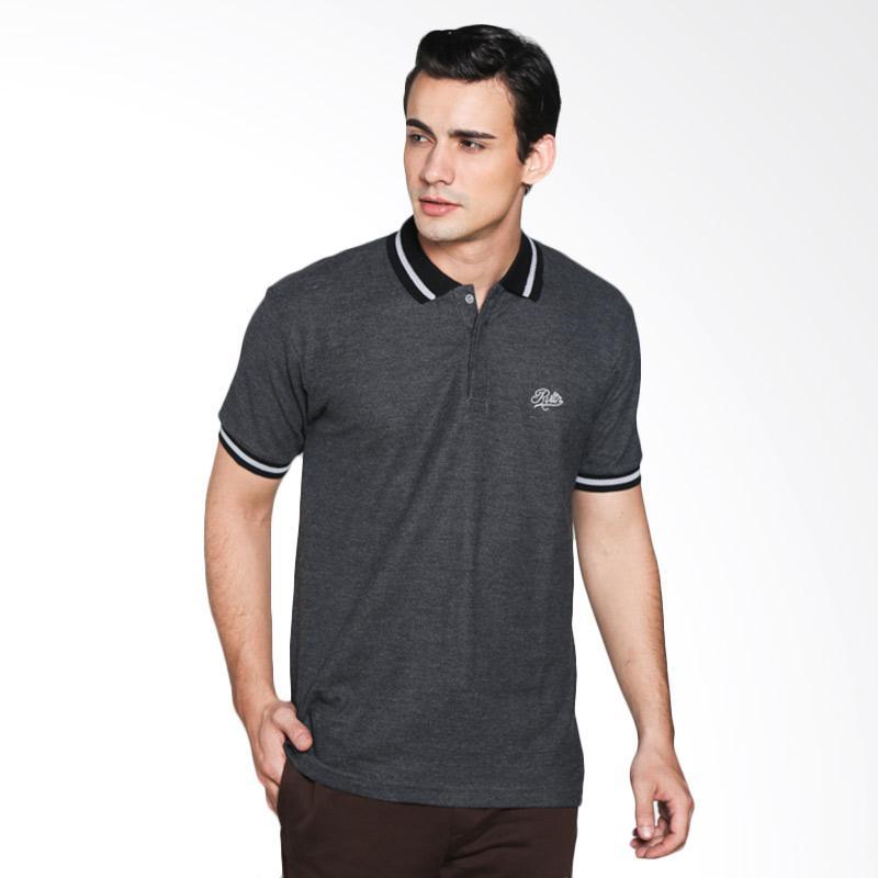 Brand Revolution 5070580033335 Hipolt Polo Shirt - Black Extra diskon 7% setiap hari Extra diskon 5% setiap hari Citibank – lebih hemat 10%