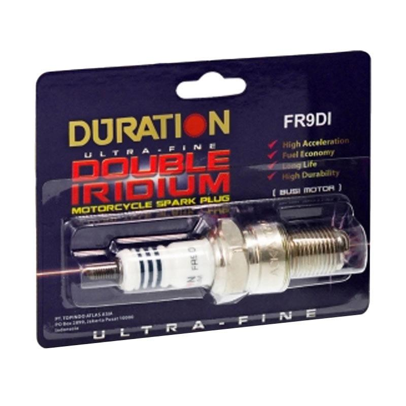 harga Duration Double Iridium Busi Motor for Kymco Libero 110 Blibli.com
