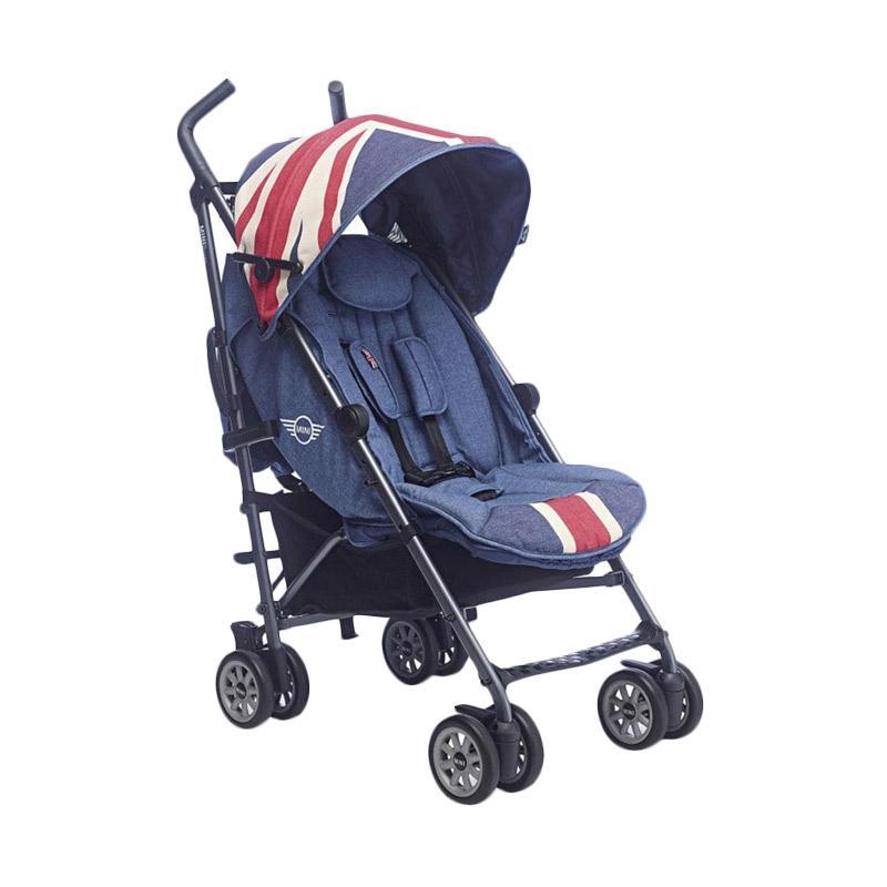 Easywalker Mini Buggy Union Jack Vintage Baby Stroller