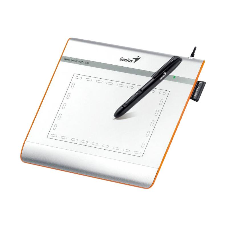 harga Genius Easy Pen i405X Graphic Tablet for Drawing and Painting Blibli.com