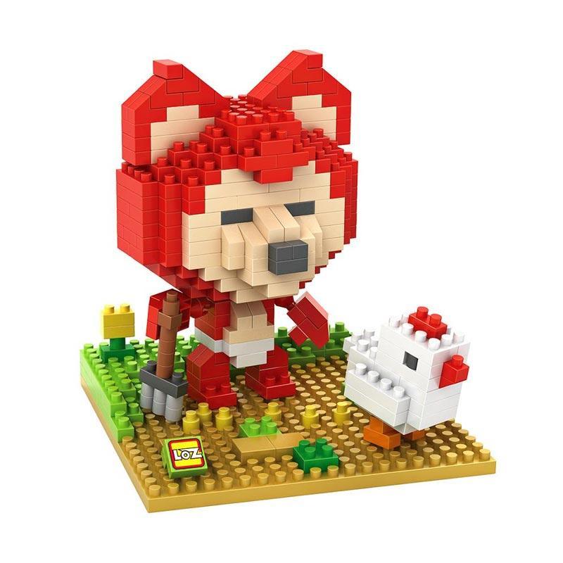 Loz Diamond Block 9491 Bardtz Mainan Blok dan Puzzle