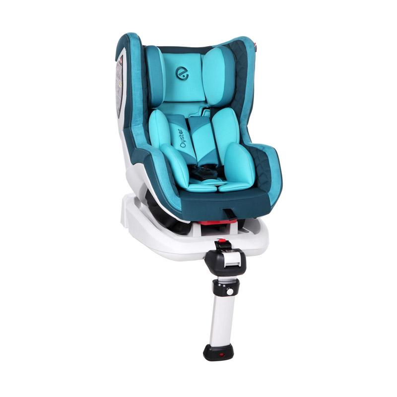 BabyStyle OYSTER Taurus ISOFIX Carseat - Mint [0-4yr]