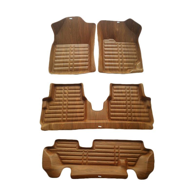 Frontier Set Karpet Mobil for Suzuki Ertiga - Wooden