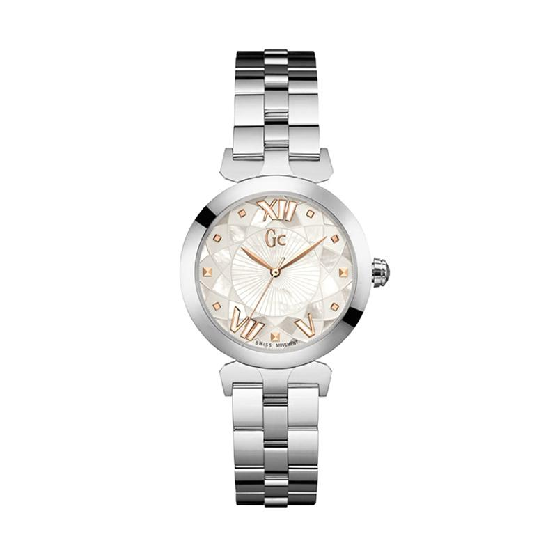 Guess Collection Y19001L1 Jam Tangan Wanita - Silver