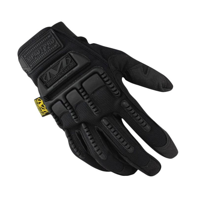 harga OEM Zeta Tactical Military Full Finger Sarung Tangan - Hitam [M-L] Blibli.