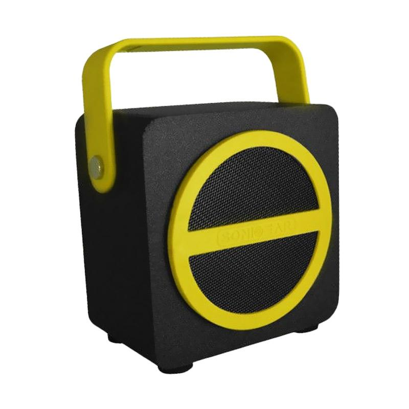 Sonicgear Pandora Mini Bluetooth Speaker - Hitam Kuning