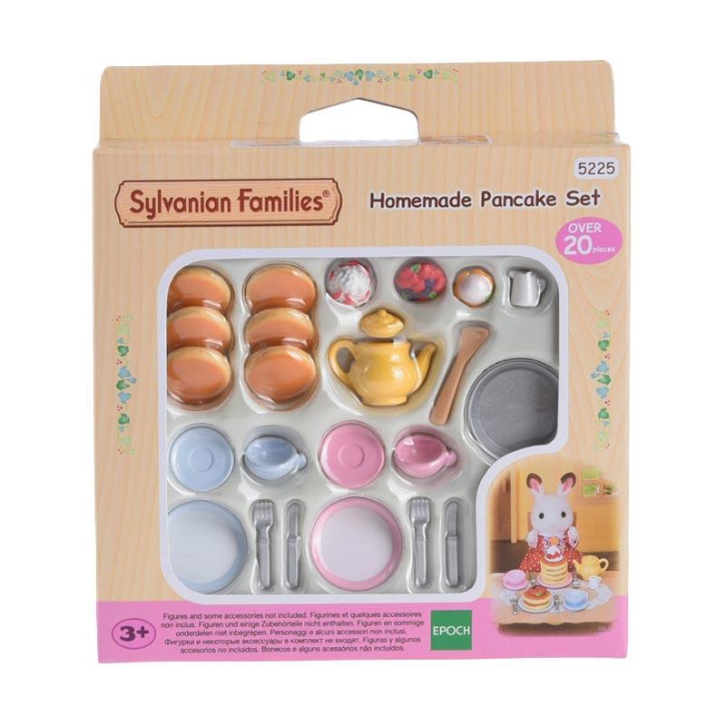 harga Sylvanian Families Homemade Pancake Set Mainan Anak Blibli.com