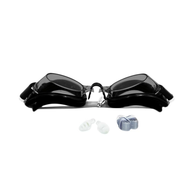 OEM Kacamata Renang + Penutup Hidung & Telinga .