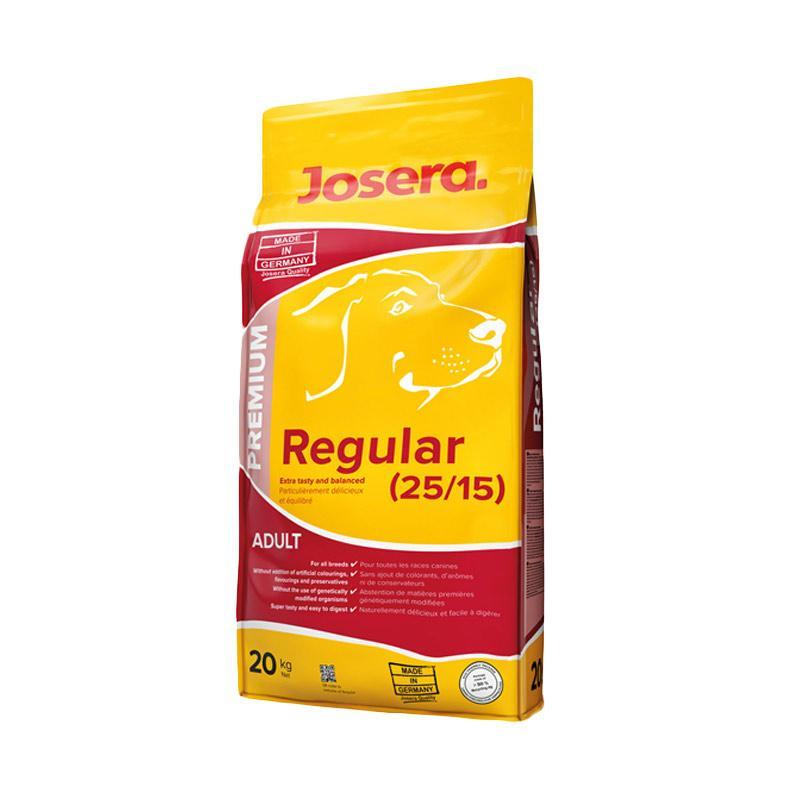 Josera Regular Makanan Premium untuk Anjing Dewasa [20 kg]