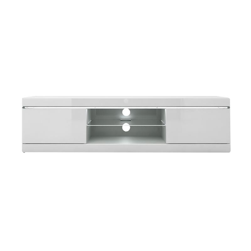 tv 150. pro design innova rak tv 150 - white glossy [khusus jawa] tv