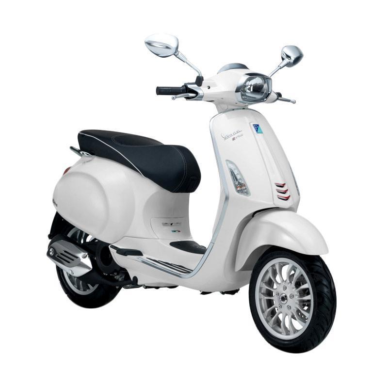 harga Vespa Sprint 150 i-Get Sepeda Motor - Monte Bianco [OTR Semarang] Blibli.com