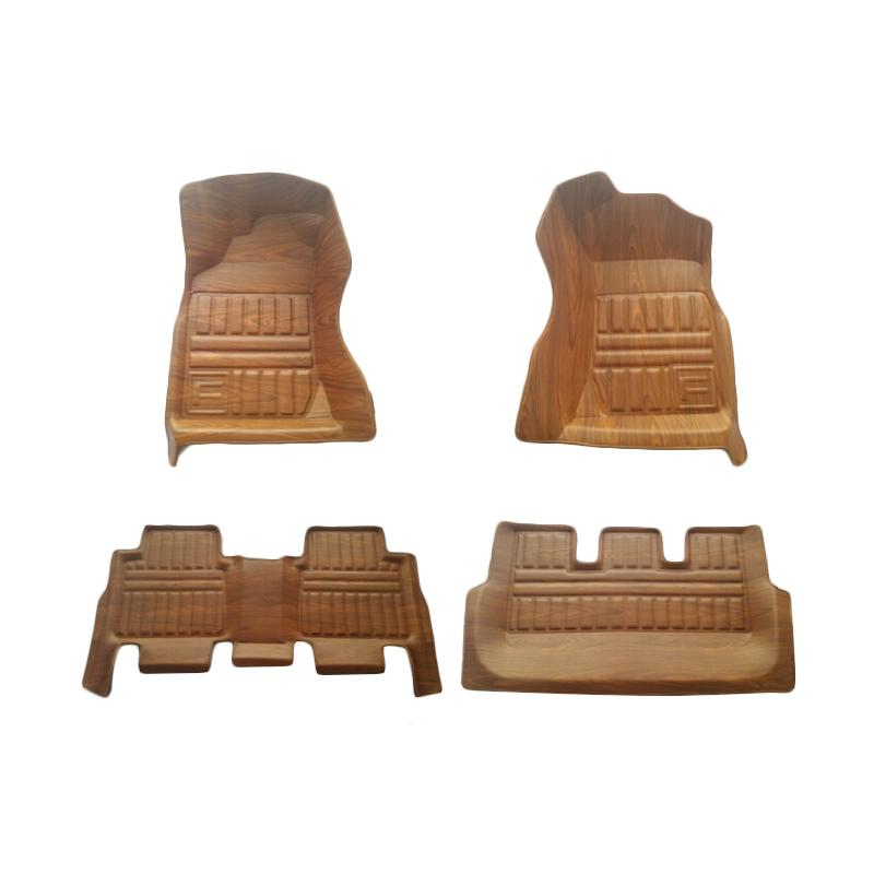 Frontier Set Karpet Mobil for Toyota Innova - Wooden