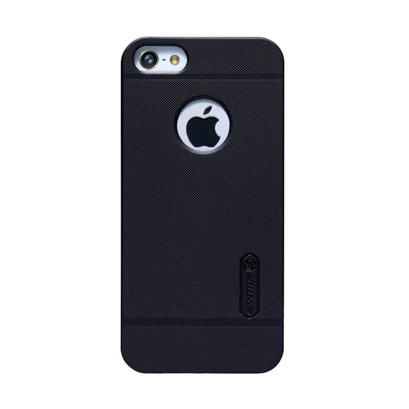 Nillkin Original Super Shield Hardcase Casing for iPhone 5 - Black [1 mm]