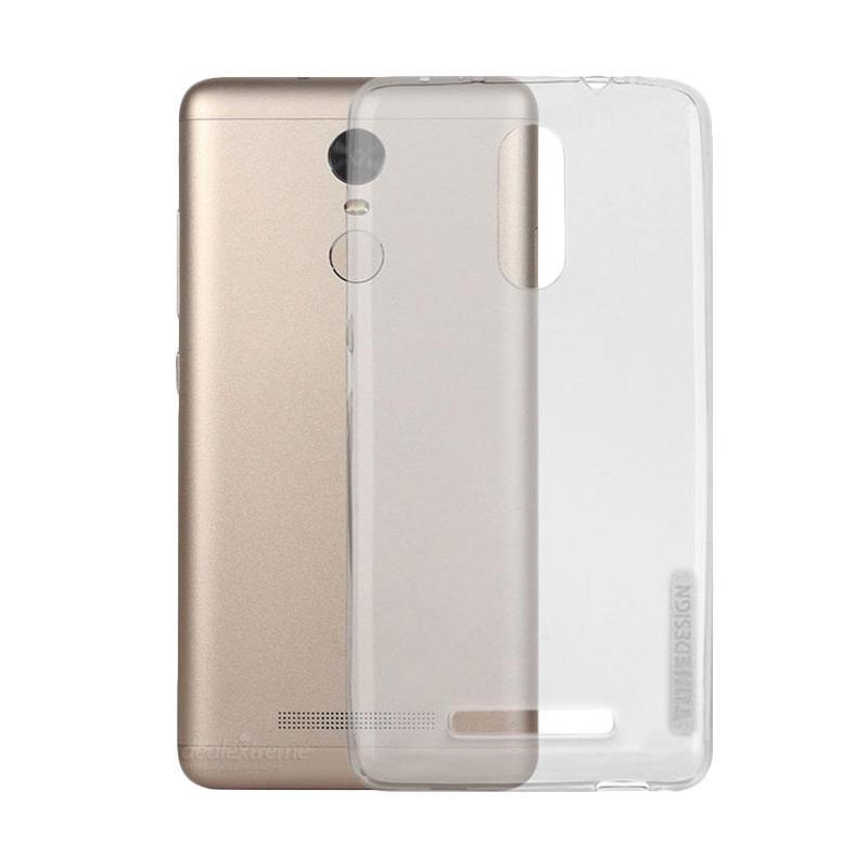 Tunedesign LiteAir Casing for Xiaomi Redmi Note 4 - Clear